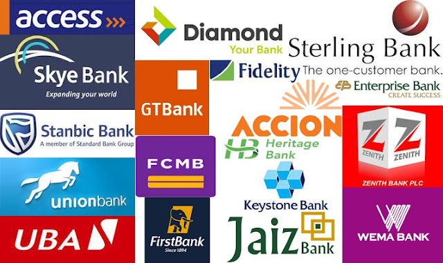 List Of Nigerian Banks That You Can Use Their Naira Debit Cards For International Transactions
