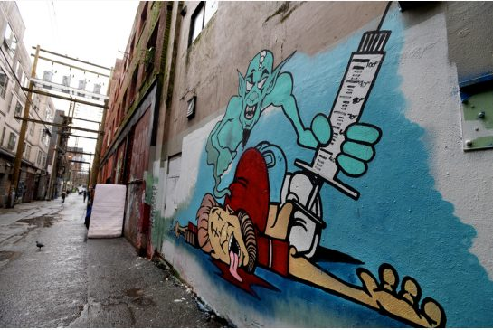Gangsterism Out Blog: B.C. vows crackdown on fentanyl real ...