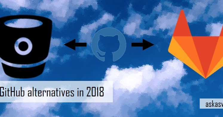Ask a Swiss: Top 5 free GitHub alternatives in 2018