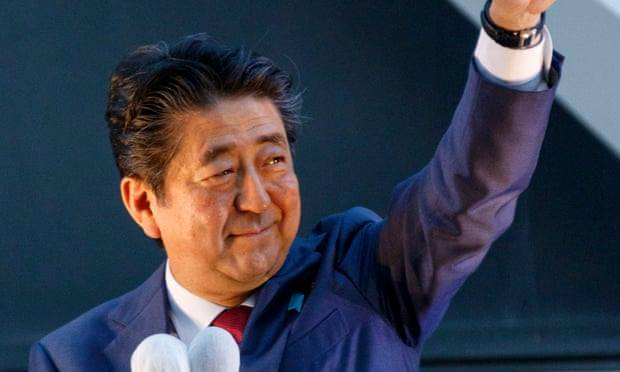 Ông Abe tái đắc cử