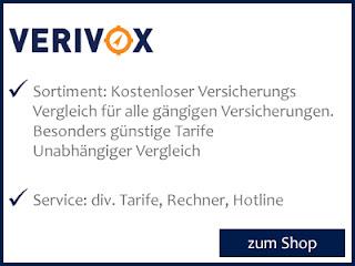 Mit dem kostenlosen Versicherungs Vergleich von Verivox finden Sie jede günstige Versicherung