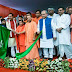 प्रधानमंत्री हिमालय और मुख्यमंत्री स्वच्छता के मसीहा: उमा भारती