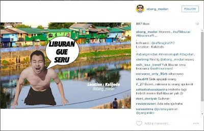 18 Meme Raffi Ahmad Lagi Liburan Bersponsor, Mewah Banget Ngakaknya!