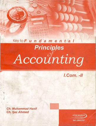 12th Class Accounting Helping Book in Pdf Format