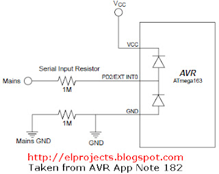 circuit diagram of electric car zero crossing detector circuits
