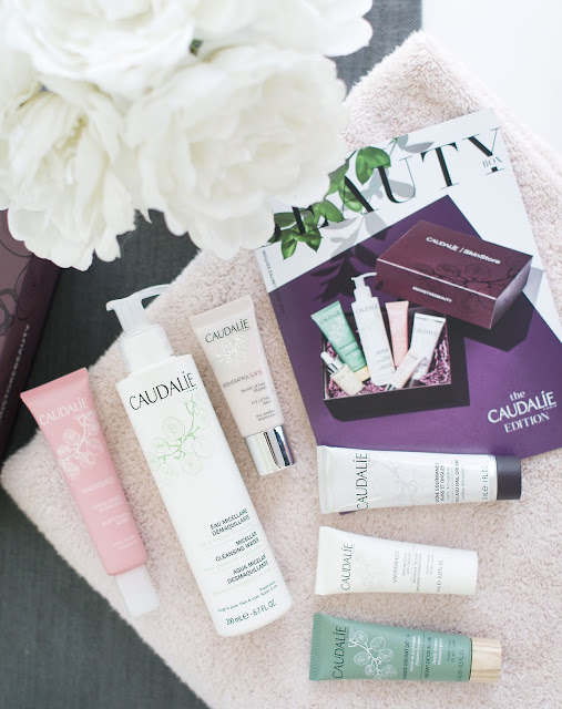 SkinStore, Caudalie, Luxury skincare, Beauty Box, Beauty blogger, natural