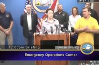 Hurricane Irma signing was 'horrible and embarrassing,' says deaf interpreter