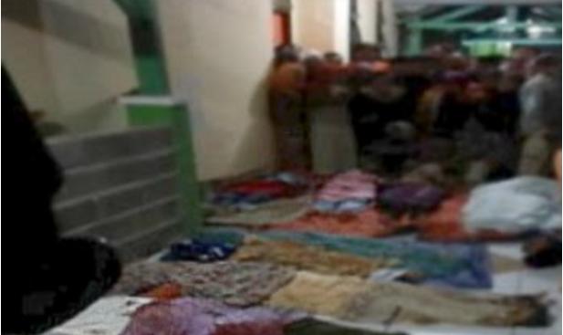 Kecelakaan Maut di Bawang Batang, Belasan Penumpang Meninggal Dunia