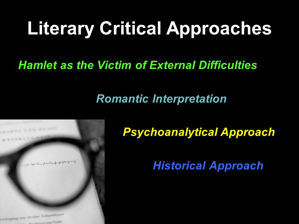 literature and criticism psychoanalytic criticism An introduction to psychoanalytic criticism sigmund freud is the author of the structural model of personality in this theory, freud explains that each person's personality is formed of three parts: the ego, the.