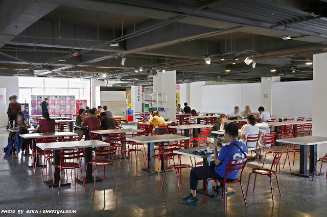 MG 3670 - 中興大學學生餐廳重新開幕囉!近50間店家攤販進駐,整體煥然一新!