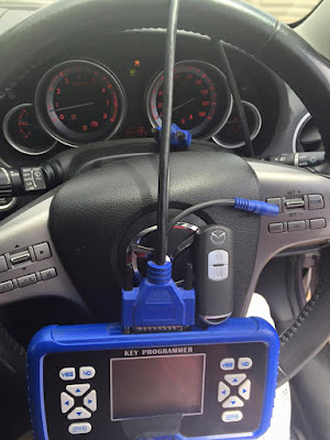 SKP Mazda Atenza 2013 smart key
