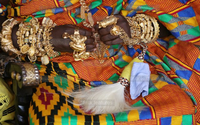 Brong Ahafo Chief cries over Mahama snub