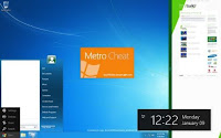 Download How to activate the classic Windows 8 start menu