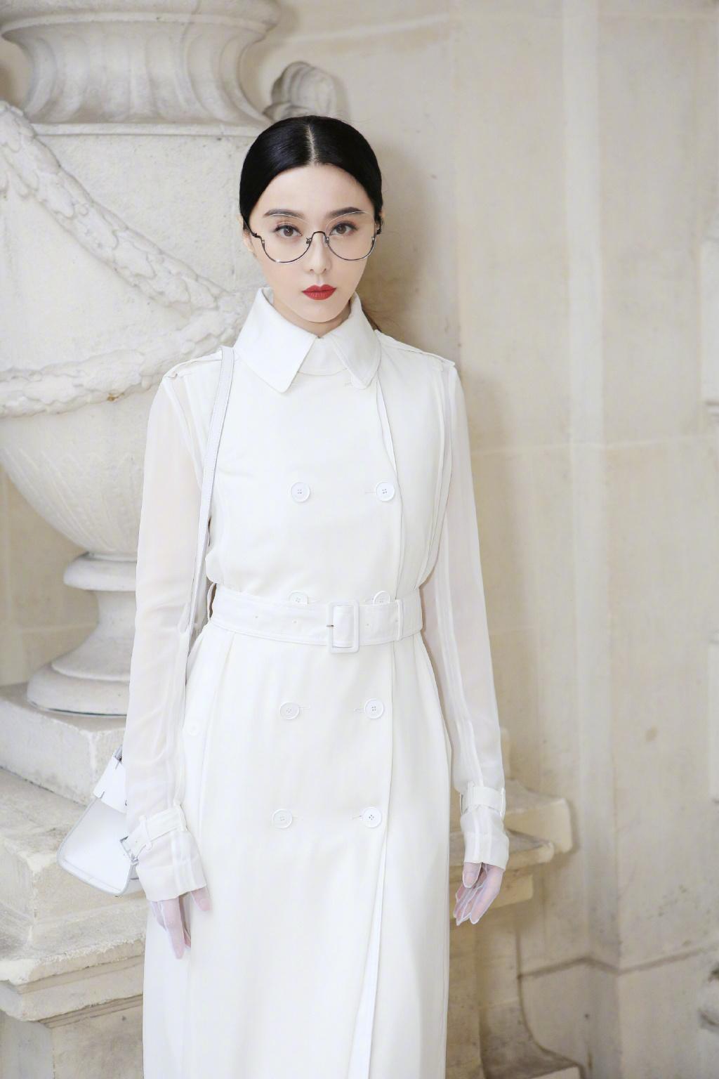 Fan Bing Bing Paris Fashion Week