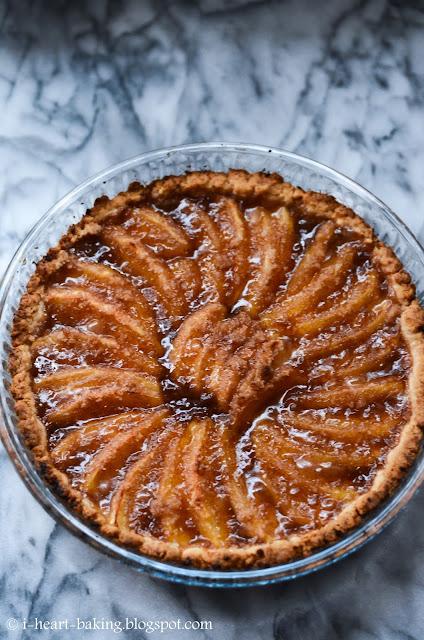 i heart baking!: apple tart with olive oil crust