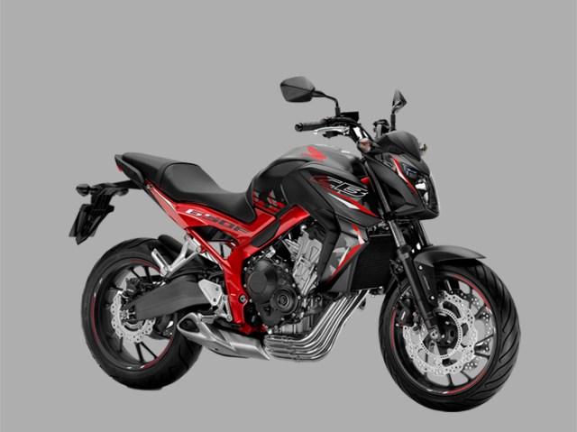 Honda CB650F 2016 Di Lancarkan Di Indonesia