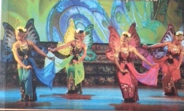 Sejarah Gerakan Dan Penjelasan Tari Kupu Kupu Asal Bali Cinta Indonesia