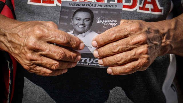 Disparan a jefe de campaña de Javier Bertucci en Sucre