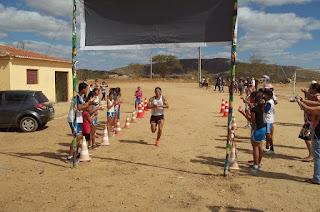 Corrida de São Roque é realizada na Comunidade Quixaba em Frei Martinho