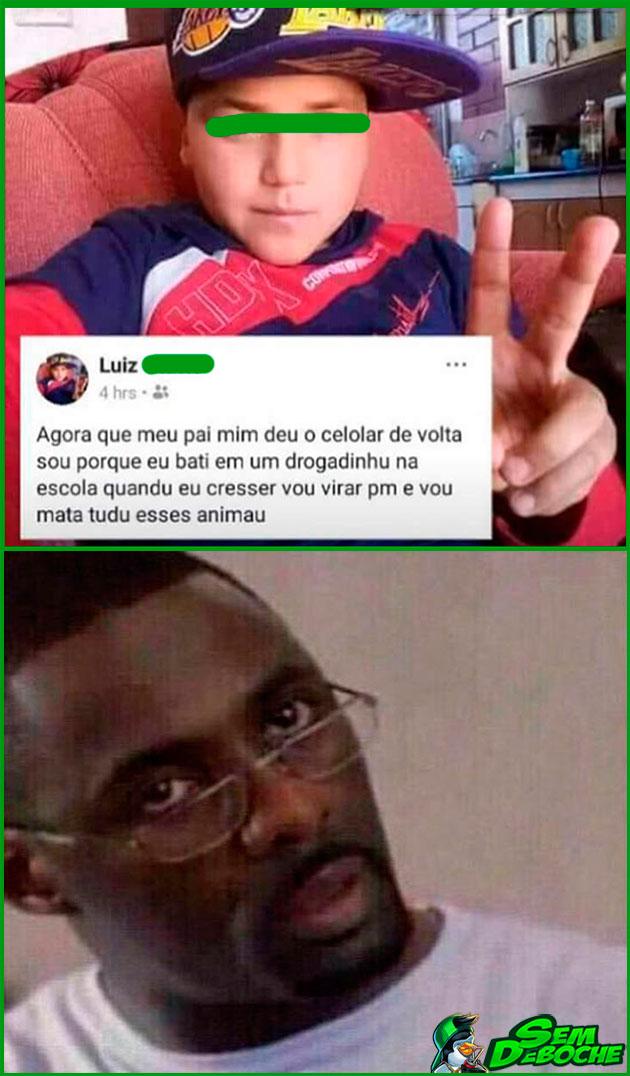 AS CRIANÇAS DE HOJE EM DIA