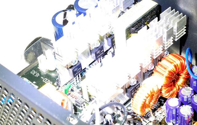 Andyson E5+ 300W -Passive PFC Single Rail True Power 22