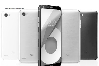 Lg Q6+, Q6 As Well As Q6a Are Launched