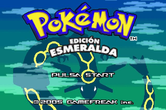 Pokémon Esmeralda - Español - Captura 1