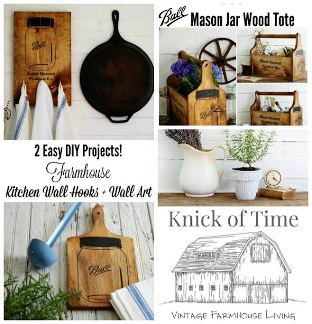 DIY repurposing projects