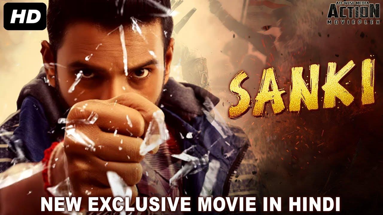 Sanki (2018) Hindi Dubbed 350MB HDRip 480p x264