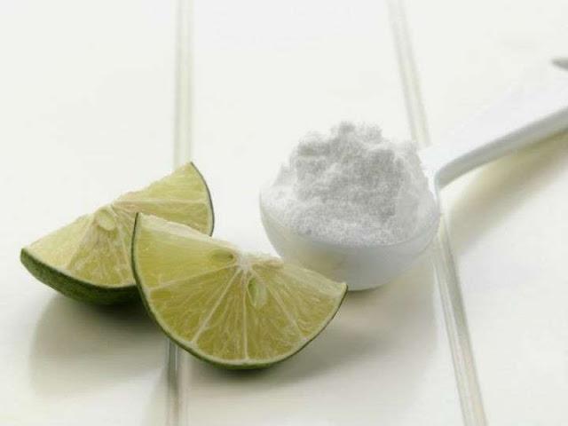 Mezcla de limón y bicarbonato, increíble para tu salud