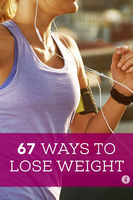 67 Ways to Lose Weight