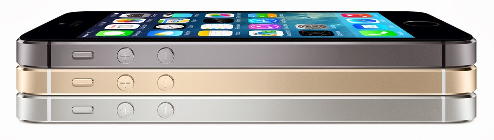 Iphone 5S Review Design