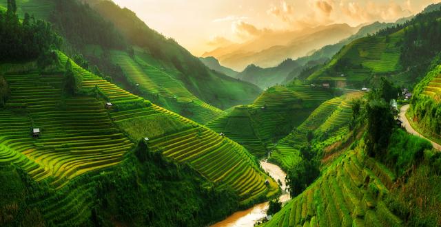 6 Wisata Vietnam yang Bikin Susah Move On