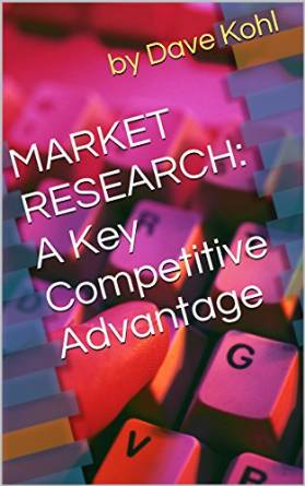 Market Research: A Key Competitive Advantage
