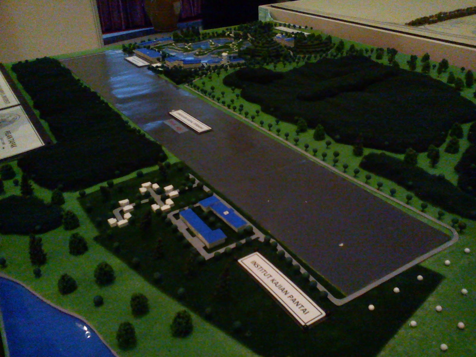 khairulazwa@blog: New UTHM in the future!!   and today!