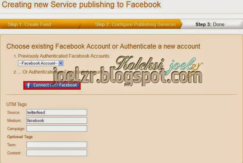 Cara Kirim Posting Blog ke sosial media dengan sekali klik