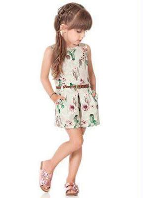 Fornecedores de moda infantil no Brás