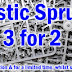 Sprue Deals... Buy 3 for the price of 2 Deals
