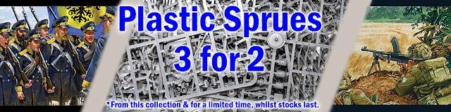 Sprue Deals... Buy 3 for the price of 2 Deals