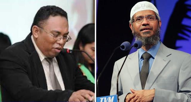 Pendeta Asal Kupang Tantang Dr Zakir Naik Debat Terbuka Di UMY