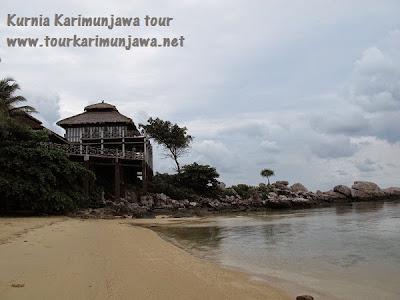pantai nirwana resort