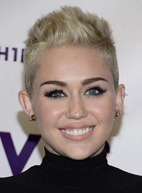 potongan gaya rambut jabrik gadis tahun 2012