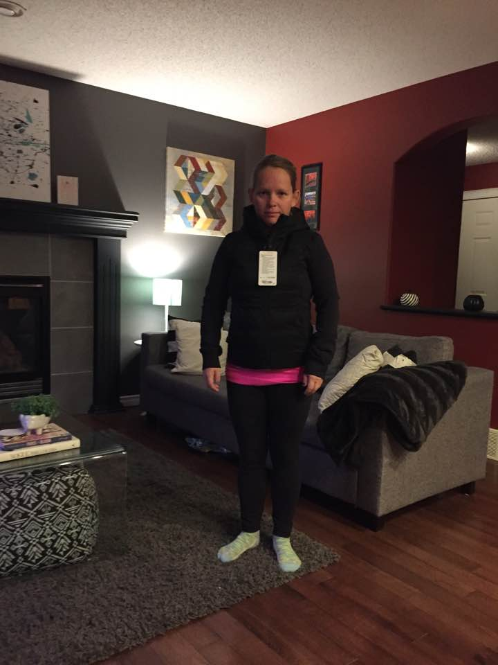 000a6b4ad sweat like becky: Product Review: Lululemon Down + Around Jacket