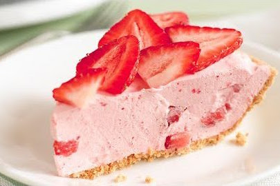 QUICK & EASY STRAWBERRY PIE RECIPE