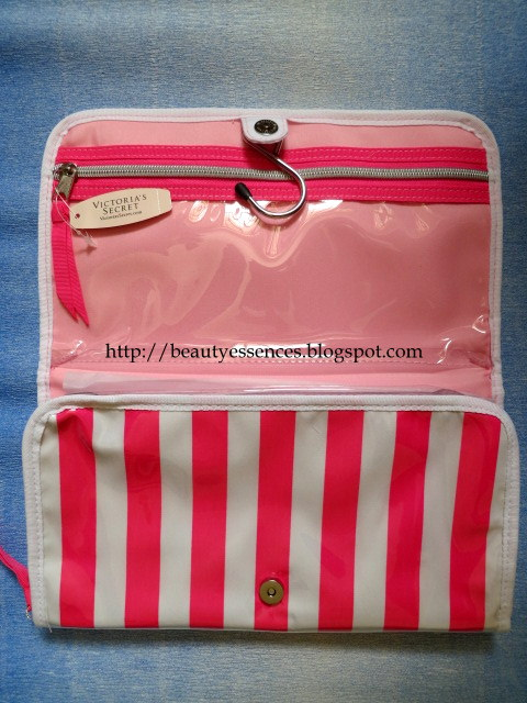 Victoria S Secret Hanging Toiletry Travel Bag