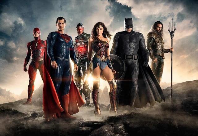 Henry Cavill desvela el traje negro de Superman en 'La  Liga de la Justicia'