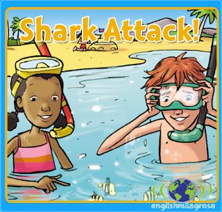 http://englishmilagrosa.blogspot.com.es/2017/04/shark-attack-story-3rd-graders.html