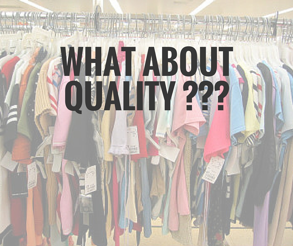 quality of online stores clothes