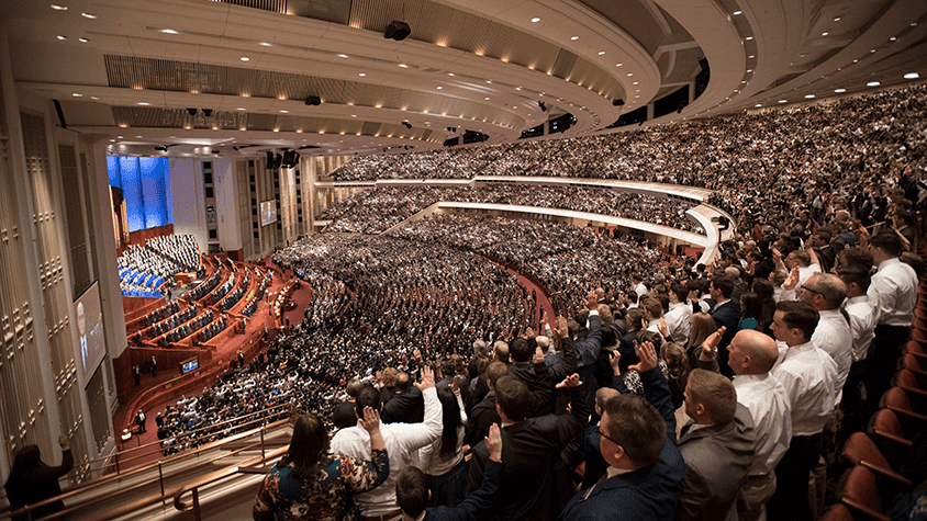 80 Thoughts from LDS Church General Conference (April 2018)