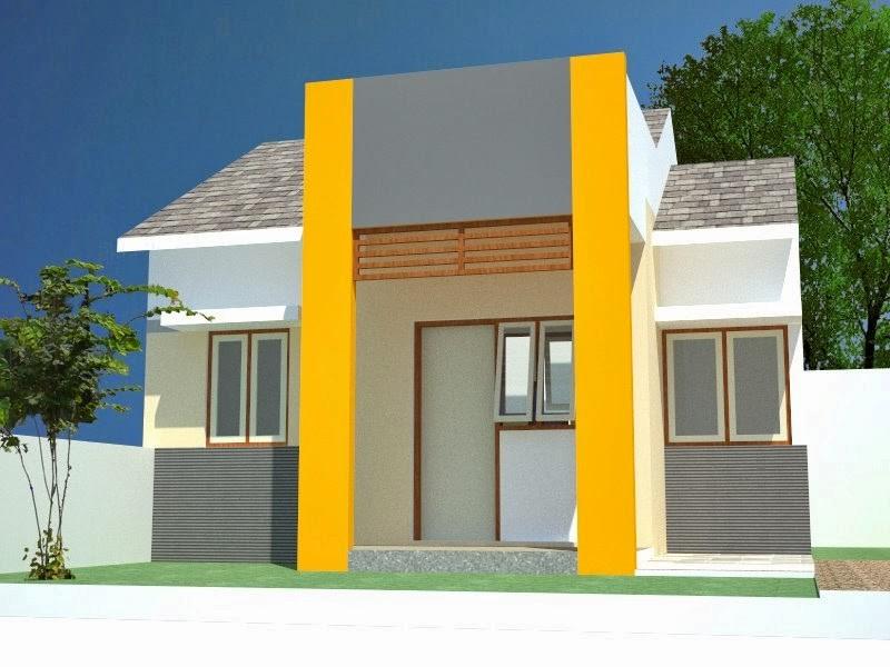 model rumah masa kini 2